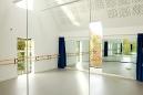 Interior, dance studio